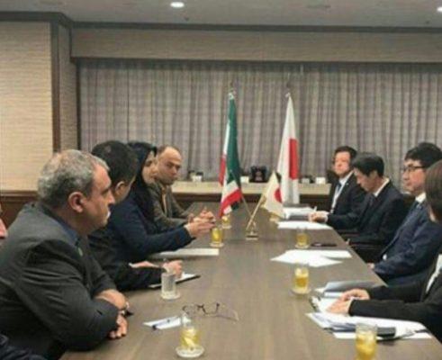 دیدار معاونت حقوقی ریاست جمهوری با نخستوزیر ژاپن 2 491x400 - دیدار معاونت حقوقی ریاست جمهوری با نخستوزیر ژاپن