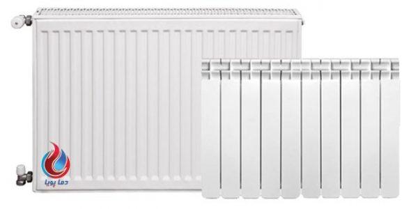 پنلی چیست و تفات آن با پره ای 2 600x300 - رادیاتور پنلی چیست و تفات آن با پره ای