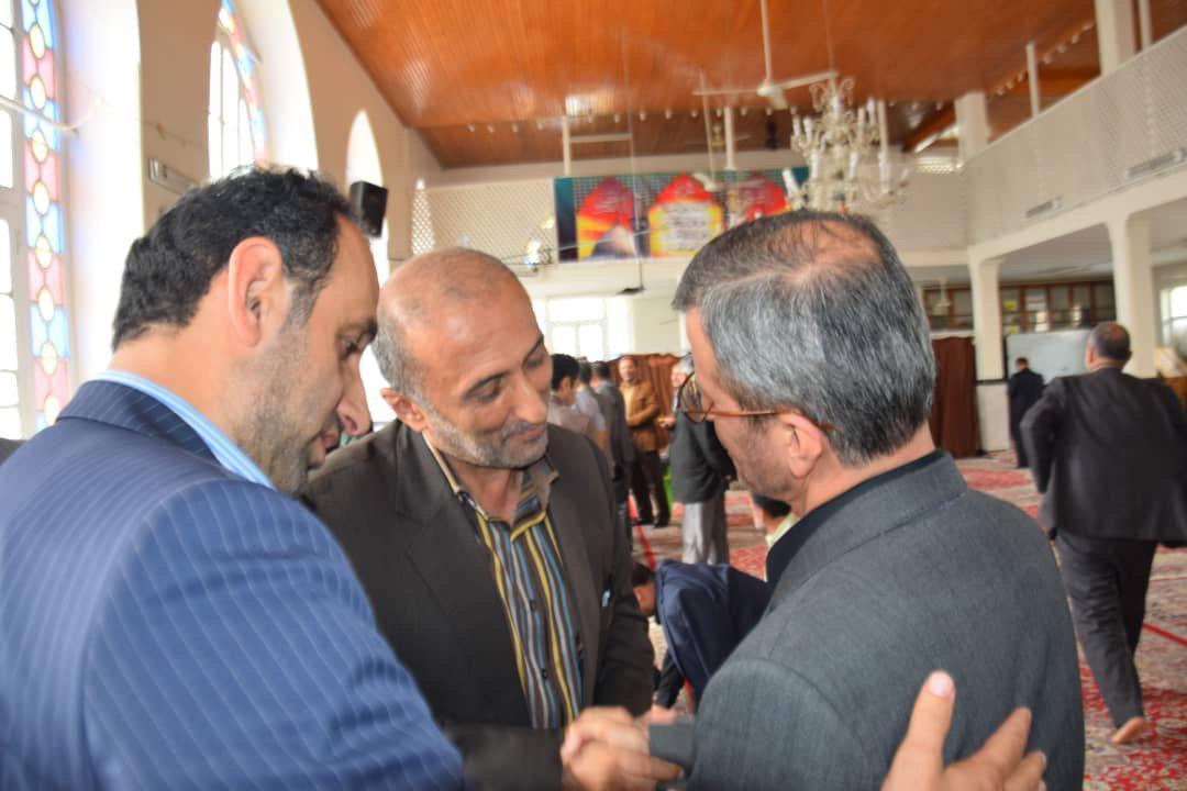 مراسم یادبود پدر فرماندار شهرستان املش 6 - مراسم یادبود پدر فرماندار شهرستان املش برگزار شد+ گزارش تصویری
