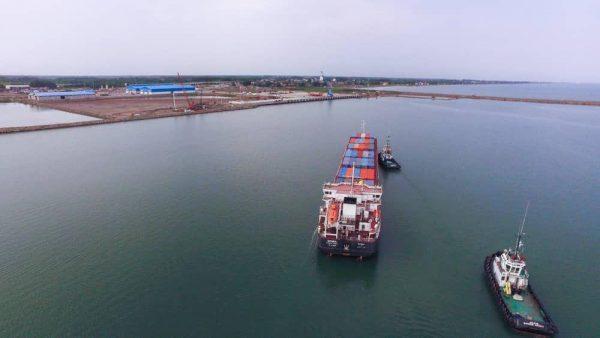 ورود ۴۰ فروند کشتی تجاری به مجتمع بندری کاسپین در شش ماهه نخست سال جاری 2 600x338 - ورود ۴۰ فروند کشتی تجاری به مجتمع بندری کاسپین در شش ماهه نخست سال جاری