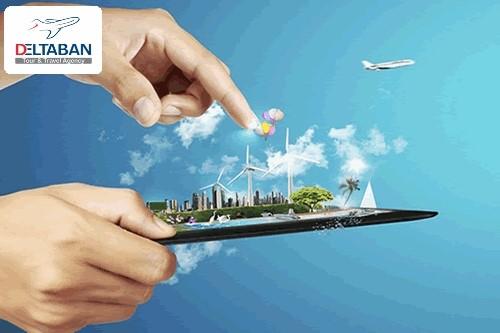 2 - نحوه رزرو هتل و بلیط هواپیما خارجی به صورت آنلاین