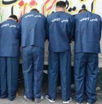 انهدام باند سارقان در لاهیجان