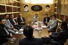 برگزاری کمیسیون عمران شورای اسلامی شهر لاهیجان