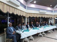 جلسه هم اندیشی شهرداران یزد با مدیریت شهری لاهیجان برگزار شد