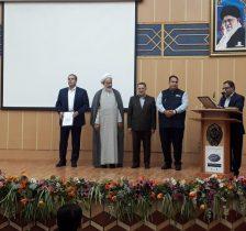 شهردار لاهیجان به عنوان شخص حقیقی برتر حوزه مهدویت معرفی شد