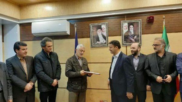 حکم مشاور اجرایی برای محمود باقری خطیبانی 600x338 - صدور حکم مشاور اجرایی برای محمود باقری خطیبانی/عضو باتجربه شورای سابق به شهرداری بازگشت