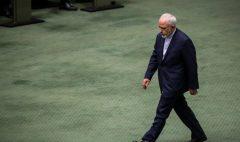 ظریف مجلس را ترک کرد/ پزشکیان: اقدام ظریف غیرقابل قبول است