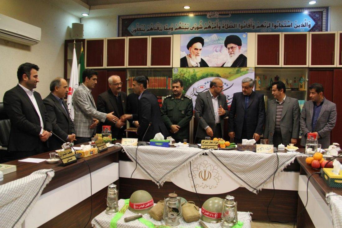 گزارش تصویری سی و ششمین جلسه شورای شهر لاهیجان 1 - گزارش تصویری سی و ششمین جلسه شورای شهر لاهیجان