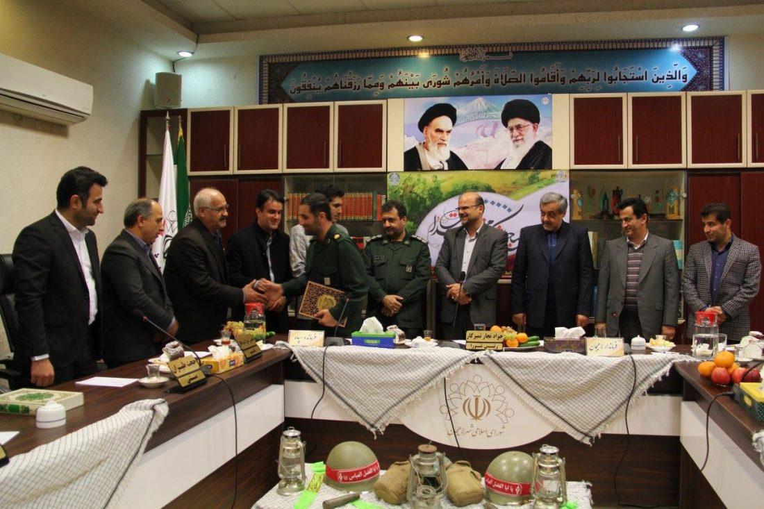 گزارش تصویری سی و ششمین جلسه شورای شهر لاهیجان 2 - گزارش تصویری سی و ششمین جلسه شورای شهر لاهیجان