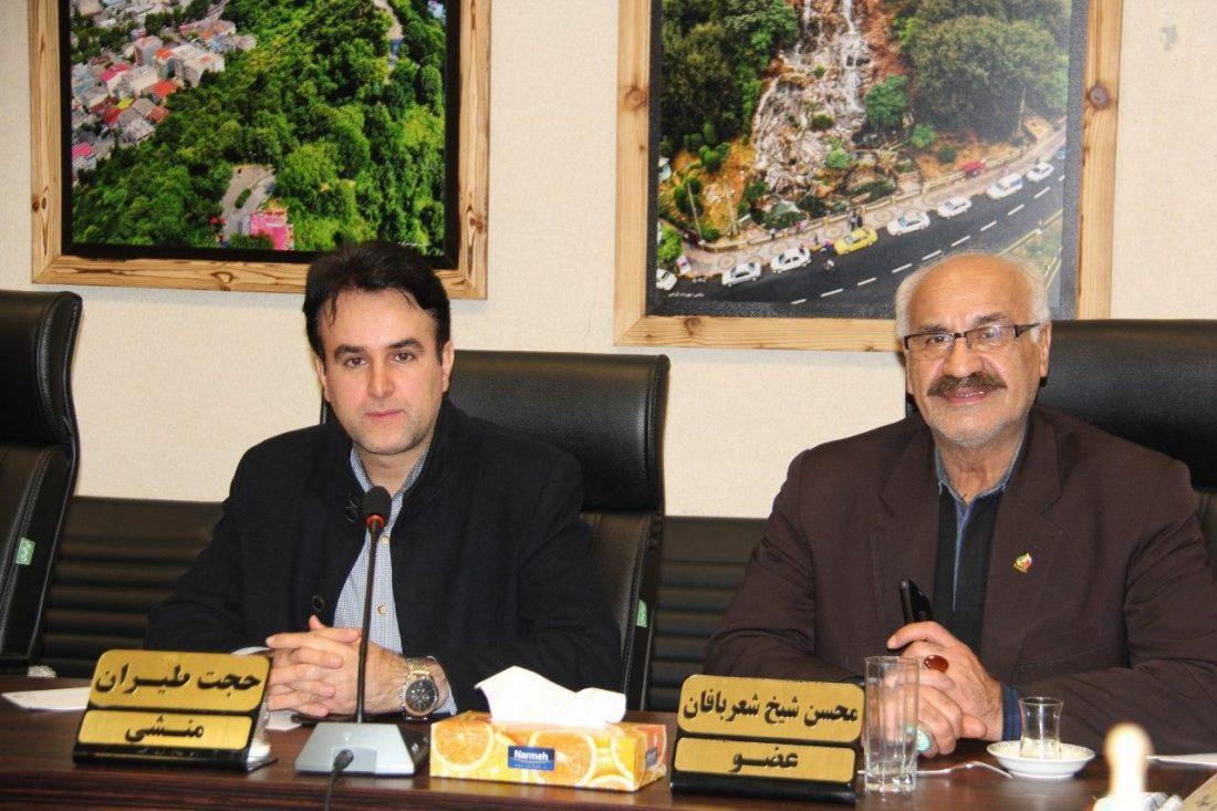 گزارش تصویری سی و ششمین جلسه شورای شهر لاهیجان 7 - گزارش تصویری سی و ششمین جلسه شورای شهر لاهیجان