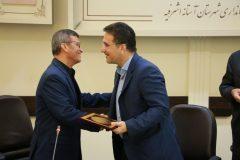 گزارش تصویری مراسم تودیع و معارفه فرماندار شهرستان آستانه اشرفیه