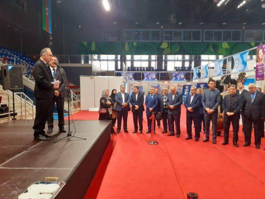 نمایشگاه صنعت باکو با حضور گیلان 1 533x400 - رنجکش : نمایشگاه های منطقه ای فرصتی مناسب برای آشنایی با ظرفیت ها و تبادلات اقتصادی و تجاری است