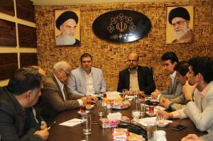جلسه فوق العاده شورای شهر لاهیجان پیرامون پروژه های عمرانی شهرداری برگزار شد + تصاویر