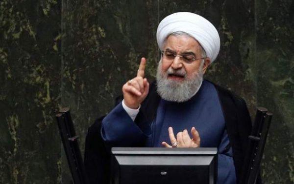 حجت الاسلام و المسلمین حسن روحانی 600x377 - بودجه سال آتی، بودجه استقامت است/برآوردها این است که اقتصاد منهای نفت ما امسال مثبت باشد