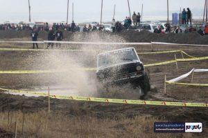 گزارش تصویری سومین راند مسابقات آفرود قهرمانی کشور در رودسر