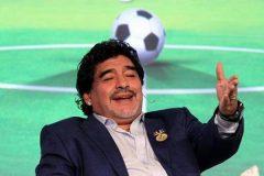 مارادونا: موجودات فضایی من را سه روز دزدیدند!