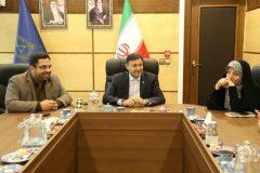 شهردار رشت میزبان مدیران ارشد یونسکو در ایران