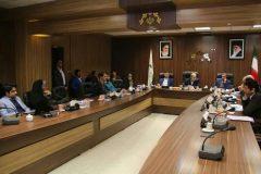 گزارش عملکرد عمرانی شهرداری رشت در یکصد و نوزدهمین جلسه شورای اسلامی شهر
