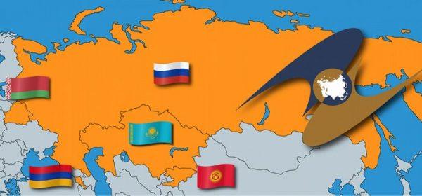 اوراسیا 600x280 - تشکیل کارگروه توسعه مبادلات تجاری کریدور شمال جنوب و اوراسیا