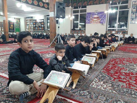 برگزاری محفل انس با قرآن در رودبنه 1 533x400 - برگزاری محفل انس با قرآن در رودبنه + تصاویر