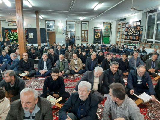 برگزاری محفل انس با قرآن در رودبنه 6 533x400 - برگزاری محفل انس با قرآن در رودبنه + تصاویر