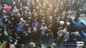 برگزاری مراسم گرامیداشت سردار شهید حاج قاسم سلیمانی و شهدای مقاومت در شهر شلمان + تصاویر