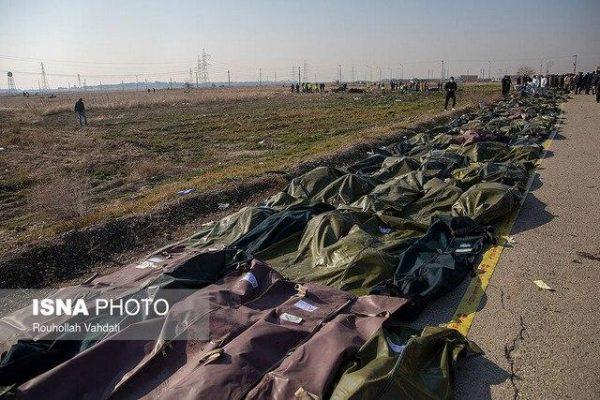 جانباختگان هواپیمای اوکراینی 600x400 - اسامی جانباختگان هواپیمای اوکراینی/اعلام شرایط تحویل پیکر قربانیان به خانوادهها