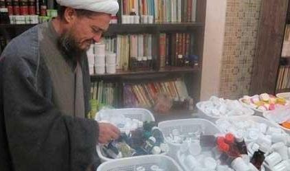 شیخ عباس تبریزیان - مصداق نفوذ بود/ حاضرم ترکیبات اصلی داروهایم را به پزشکان یاد بدهم