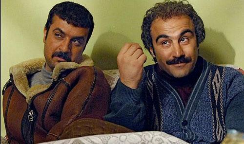 محسن تنابنده و احمد مهران فر - خداحافظی محسن تنابنده و احمد مهران فر با تلویزیون بعد از «پایتخت ۶»