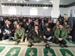 برگزاری مراسم بزرگداشت سردار شهید حاج قاسم سلیمانی در روستای کورنده بخش رودبنه + تصاویر