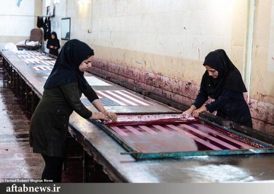 کارخانهای در ایران که پرچمهای آمریکا، انگلیس و اسرائیل را برای آتشزدن میسازد 1 564x400 - کارخانهای در ایران که پرچمهای آمریکا، انگلیس و اسرائیل را برای آتشزدن میسازد+تصاویر
