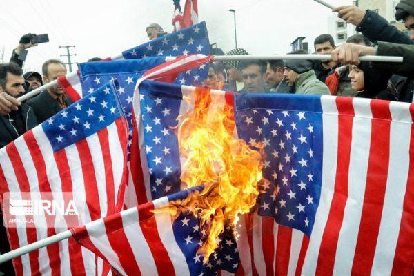 کارخانهای در ایران که پرچمهای آمریکا، انگلیس و اسرائیل را برای آتشزدن میسازد 7 600x400 - کارخانهای در ایران که پرچمهای آمریکا، انگلیس و اسرائیل را برای آتشزدن میسازد+تصاویر