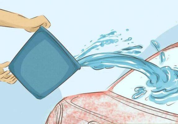 4387678 574x400 - چگونه یخزدگی شیشه خودرو را از بین ببریم؟ | ۵ راه جلوگیری از یخزدن شیشه ماشین