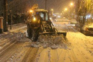 گزارش تصویری طرح عملیات زمستانه ستاد مدیریت بحران شهری آستانه اشرفیه