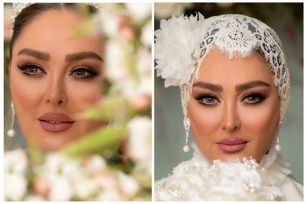 الهام حمیدی - جنجال ماجرای ازدواج دوم الهام حمیدی + تصاویر مراسم ازدواج