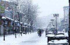 بارش برف و باران و کاهش دما در راه گیلان