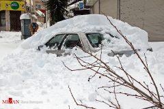 هشدار بارش شدید برف و باران/ پیشبینی برف ۱.۱متری در برخی استانها
