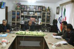 برگزاری جلسه هماهنگی ستاد مدیریت بحران شهرداری آستانه اشرفیه
