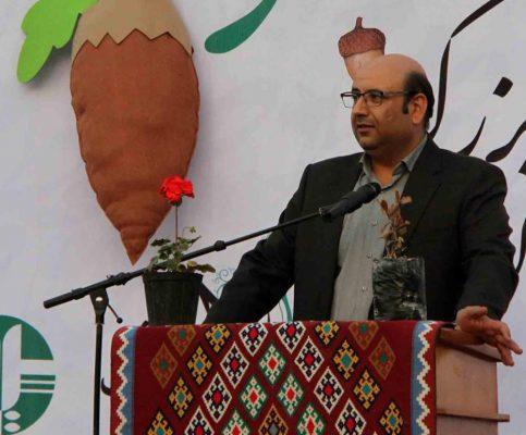 ساسان کفایی 483x400 - حکم انتصاب ساسان کفایی مدیرکل جدید محیط زیست گیلان + تصویر حکم