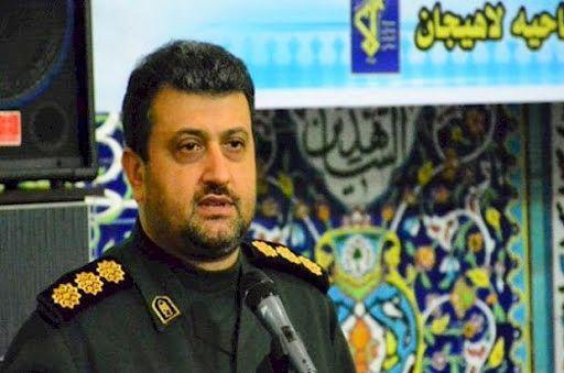 سیدجعفر حسینی - توقیف سه دستگاه کامیون و کشف حدود ۶ تن چوب جنگلی قاچاق در لاهیجان