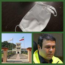شهرداری لاهیجان اقدام به تولید ماسک برای توزیع رایگان بین مردم کرد