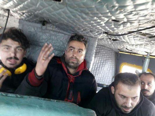 نجات ۴ کوهنورد گیرافتاده در ارتفاعات اسالم به خلخال 533x400 - نجات ۴ کوهنورد گیرافتاده در ارتفاعات اسالم به خلخال