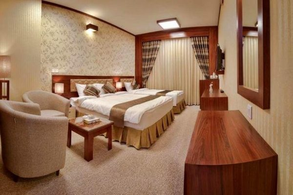هتل اقامتگاه 600x400 - واحدهای اقامتی گیلان اجازه افزایش نرخ در نوروز را ندارند