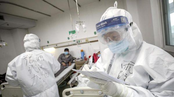 """کرونا 2 600x337 - واکسن""""کروناویروس"""" برای آزمایش انسانی به وزارت بهداشت آمریکا ارسال شد"""