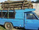 کشف ۳تن چوب جنگلی قاچاق در آستانه اشرفیه
