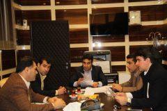 برگزاری جلسه کمیسیون حقوقی و فرهنگی و اجتماعی شورای شهر لاهیجان