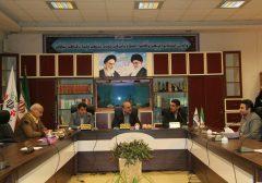 برگزاریجلسه فوق العاده شورای شهر لاهیجان در خصوص پیشگیری و مقابله با ویروس کرونا