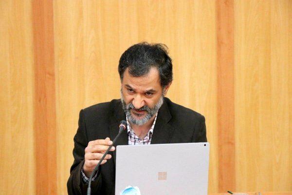 دکتر محمدرضا نقی پور 600x400 - بهره برداري از تخت هاي جديد ICU ، بيمارستان سيار و اقامتگاه مراقبتي بيماران تنفسي