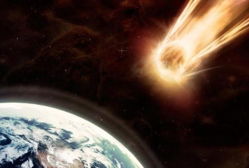 شهاب سنگ - ۱۰ اردیبهشت ۹۹ یک شهاب سنگ از فاصله ای ۱۶ برابر فاصله زمین تا ماه، از کنار زمین عبور می کند
