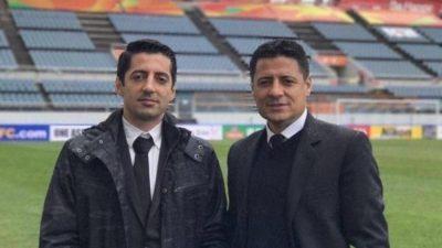 محمدرضا فغانی داور بین المللی فوتبال ایران پناهنده سوئد شد